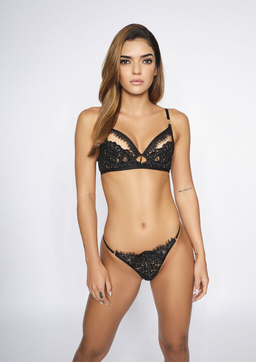 Fiercely Sexy Erotic Bra  image number 0.0