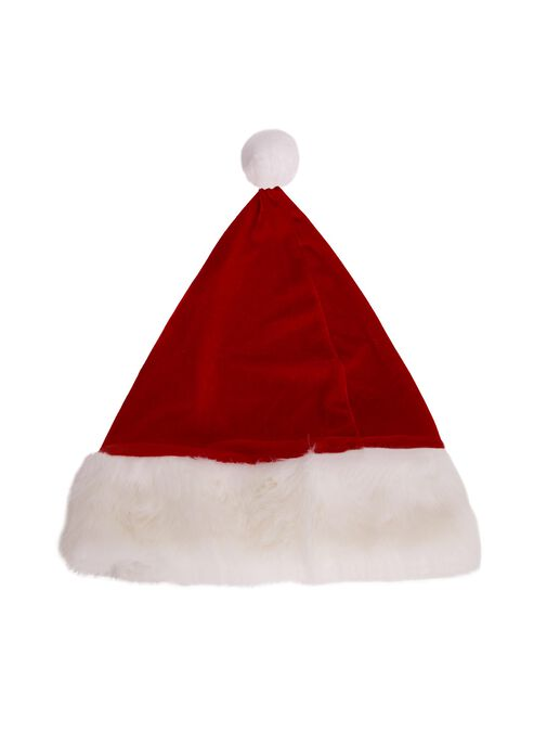 Sexy Miss Santa Dress With Hat image number 6.0