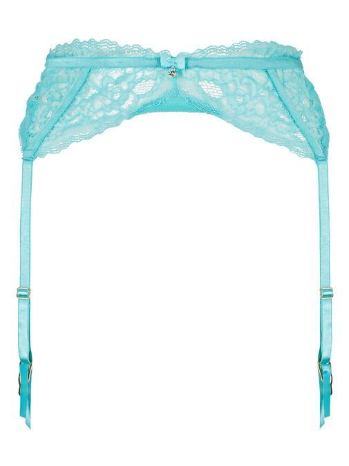 Sexy Lace Suspender Belt  image number 4.0