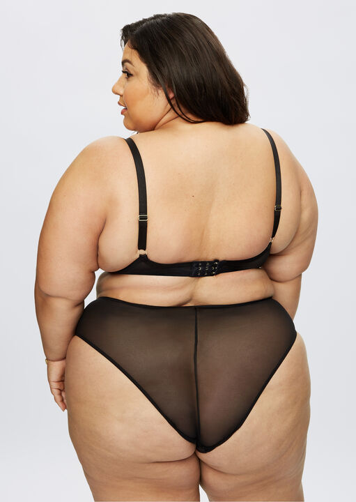 The Hero High Waisted Brief image number 5.0