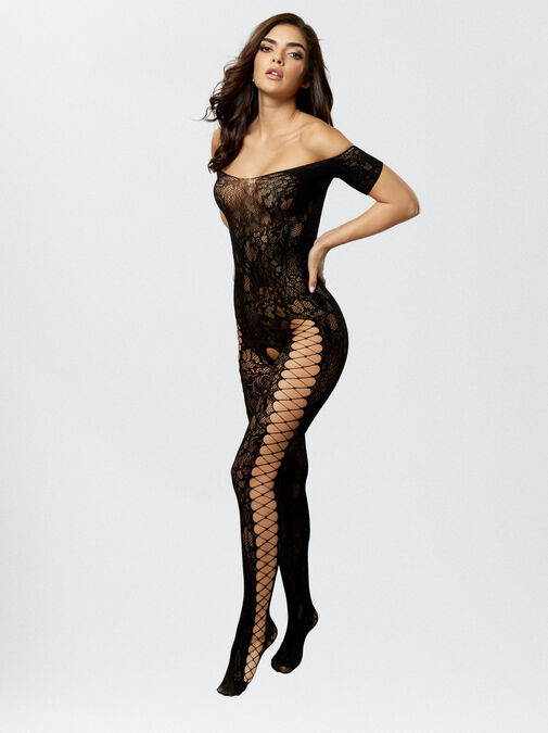 The Commander Crotchless Bodystocking image number 1.0