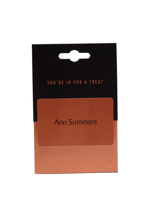 Ann Summers £50 Gift Card image number 5.0