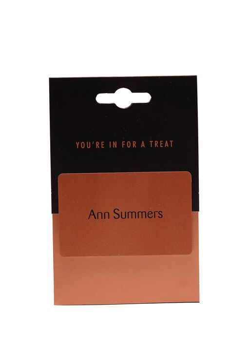 Ann Summers £30 Gift Card image number 5.0
