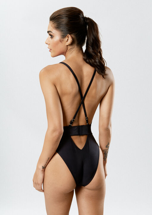 Sultry Evening Swimsuit image number 1.0