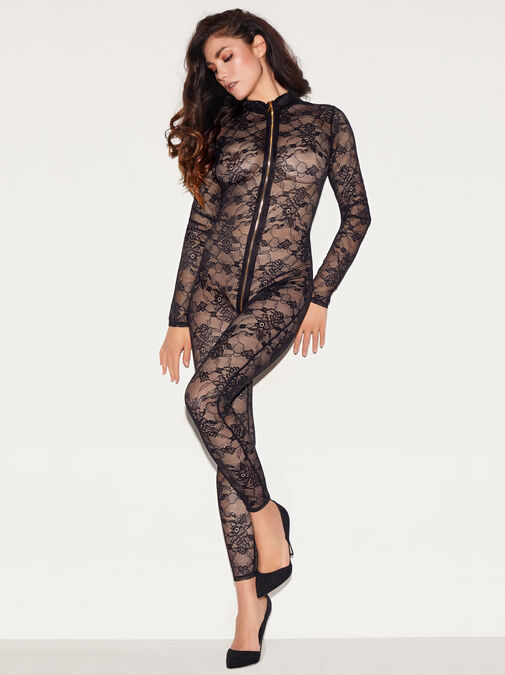 Sweet Fatale Bodystocking image number 2.0