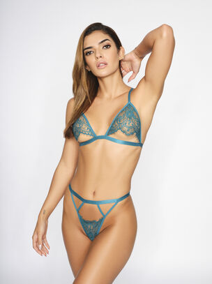 The Tempting Crotchless Set