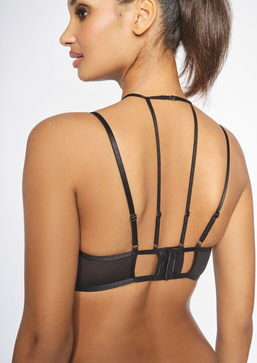 The Dominent Non Padded Bra  image number 3.0