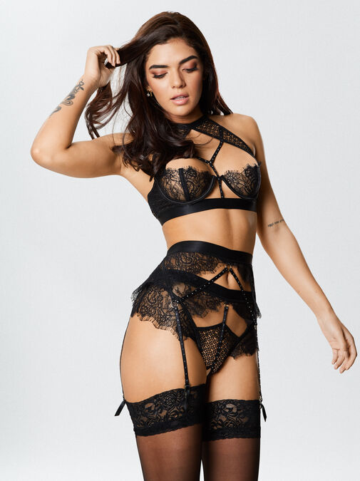 The It Girl Suspender Belt image number 2.0