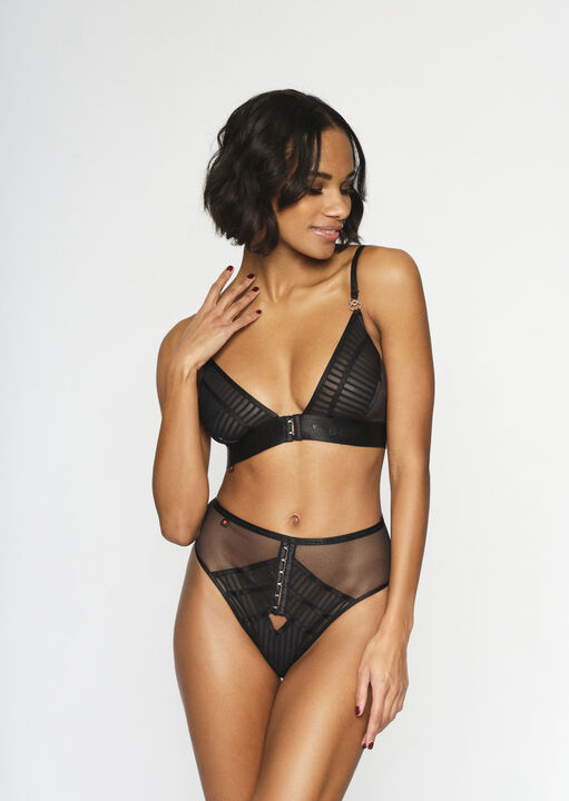 Knickerbox Planet - The Smooth Talker Bralette image number 1.0