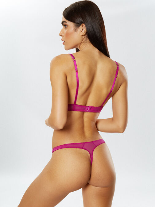 Love Me True Thong image number 1.0
