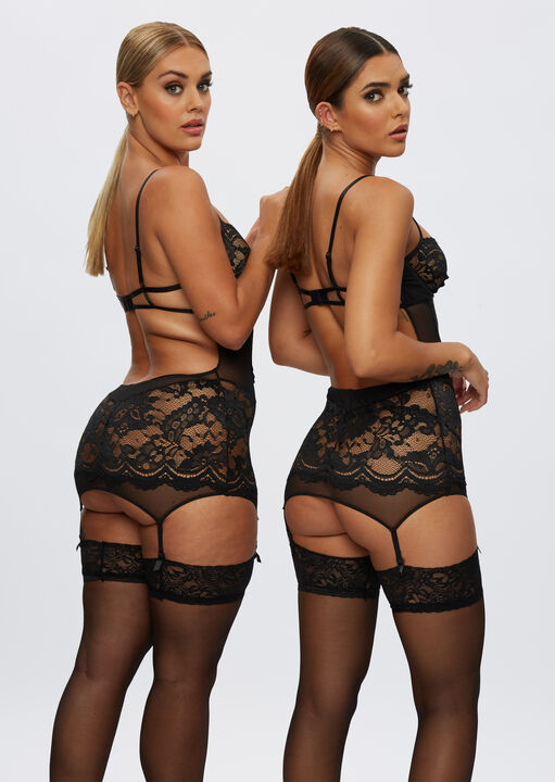 The Taylor Cami Suspender image number 4.0