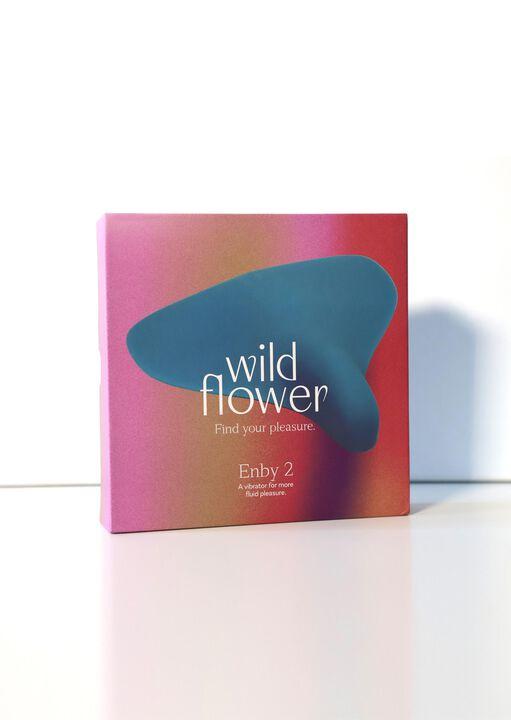 Wild Flower Enby Vibrator image number 7.0