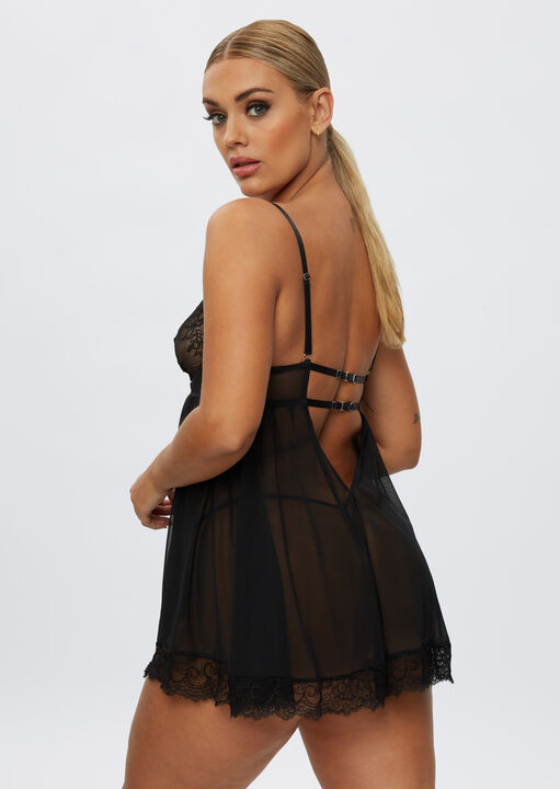 The Beaufort Babydoll  image number 5.0