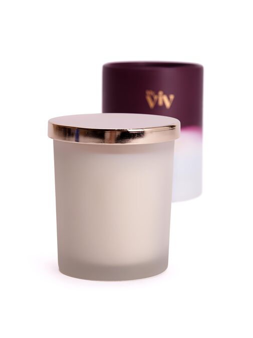 My Viv Lavender & Amber Home Candle image number 2.0