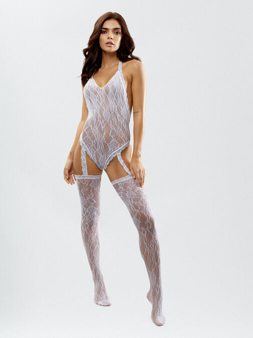 Dreamgirl Bodystocking image number 0.0