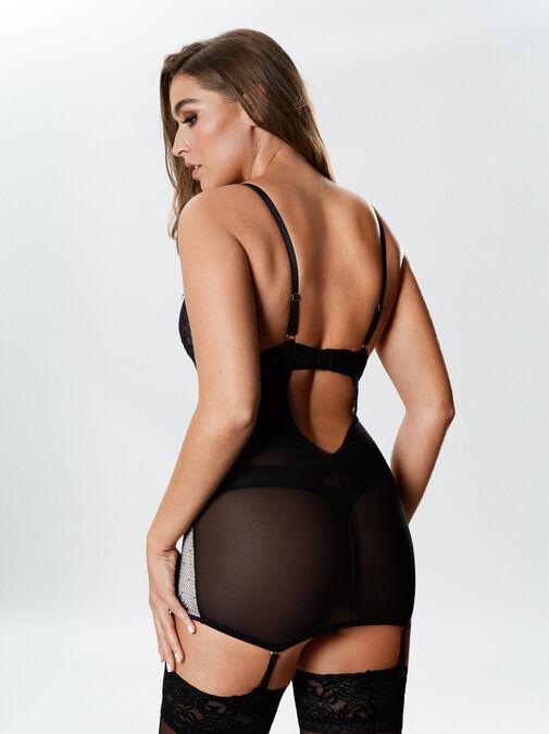 Lustful Promises Cami Suspender image number 1.0