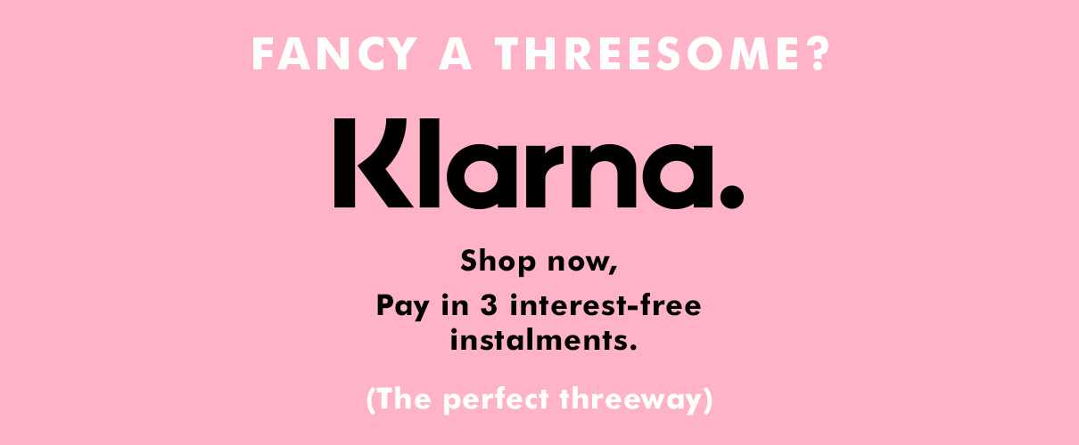 Pay on Ann Summers with Klarna