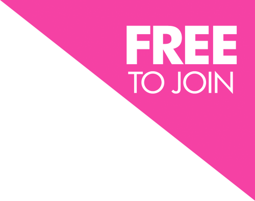 It's free to join