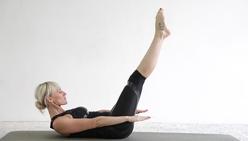 Pilates- Core Excercise