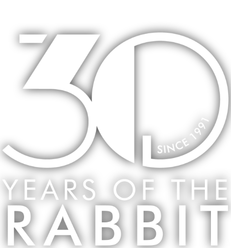Celebrating 30 Years of the Rampant Rabbit.