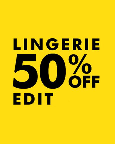 50% Lingerie Picks