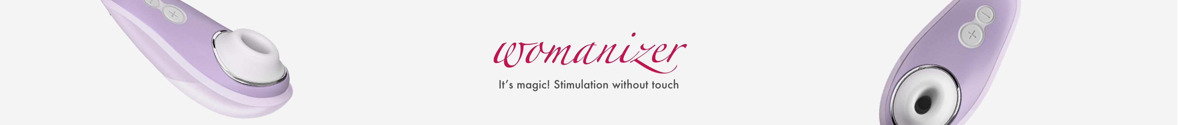 Womanizer - It's Magic stimulation without touch