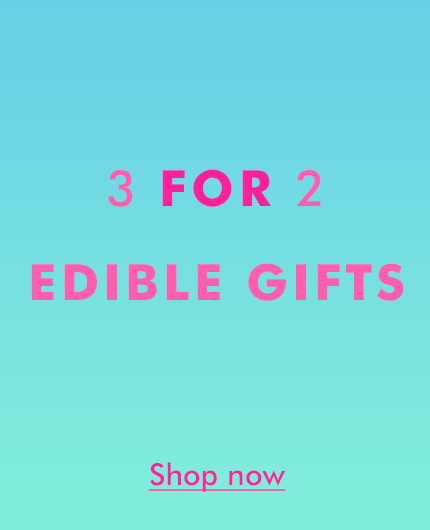 3 for 2 on Edible Gifts