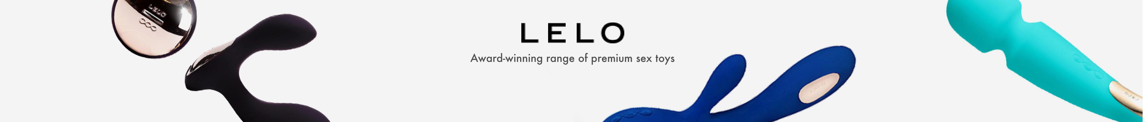 Lelo - Award-winning range of premium sex toys